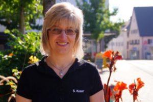 Sylvia Keser, Inhaberin von Kunterbunt
